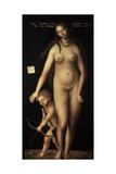 Venus and Cupid  1509