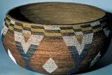 Ceremonial Basket  North American Indian