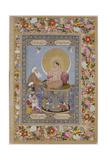 Jahangir Preferring a Sufi Sheikh to Kings  C 1618