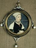 Portrait of Mrs Pemberton  C1535