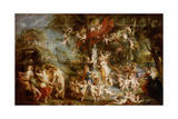 The Feast of Venus (The Festival of Venus Verticordi)  1636-1637