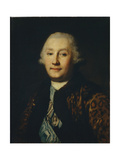 Portrait of Count Grigory Grigoryevich Orlov (1734-178)