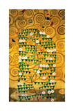 The Stoclet Frieze, Detail: Tree of Life, 1905-1909 Giclée par Gustav Klimt