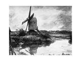 A Windmill  1802