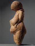 Female Figurine (Venus of Kostenk)  23 000-21 000 BC
