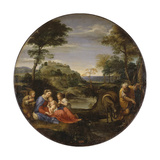 The Holy Family  C1604