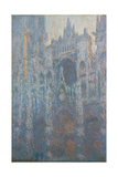 The Portal of Rouen Cathedral in Morning Light  1894