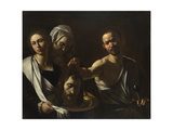 Salome Receives the Head of John the Baptist  C 1608-1610