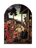 The Adoration of the Magi  Ca 1470-1480