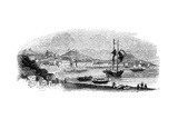View of Macao  1847