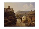 View of Tiflis  1839