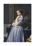 Louise De Broglie  Comtesse D'Haussonville  1845