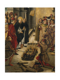 The Disputation Between Saint Dominic and the Albigensians  1493-1499
