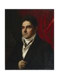 Portrait of Vasily Semyonovich Khvostov (1756-183)  1814