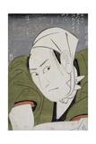 Sawamura Sojuro III as Satsuma Gengobei  1798