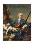 Portrait of Prince Alexander Kurakin (1697-174)  1728