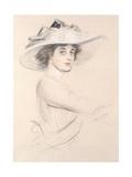 Portrait of a Woman  1909