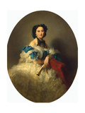 Portrait of Countess Varvara Musina-Pushkina  after 1857