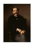 Portrait of a Man  1861
