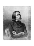 Franz Liszt  19th Century Hungarian Virtuoso Pianist and Composer