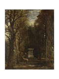 Cenotaph to the Memory of Sir Joshua Reynolds  1833-1835