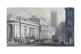 Bank of England  Threadneedle Street  London  C1827