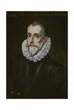 Portrait of Rodrigo Vázquez De Arce  First Third of 17th C