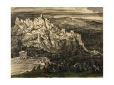 View of Tiflis  1840S