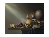 An Allegory of the Vanities of Human Life  C 1640