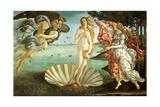 The Birth of Venus, C1482-1486 Giclée par Sandro Botticelli