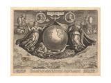 Americae Retectio (Cove)  1591