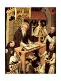 Saint Jerome in the Scriptorium  Ca 1485
