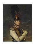 Portrait of Count Nikita Petrovich Trubetskoy (1804-188)  1826