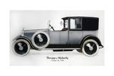 Rolls-Royce Coupe De Ville  C1910-1929