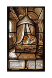 The Story of Psyche (Stained Glass Windo)  1441-1444