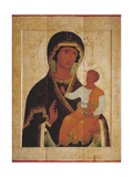 Icon of the Virgin Hodegetria  C 1502-1503