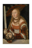 Judith with the Head of Holofernes  Ca 1530