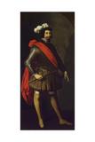 Saint Ferdinand III of Castile  Ca 1630-1634