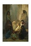 La Siesta  Memory of Spain  C 1868