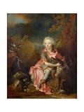 Portrait of a Young Nobleman  Ca 1714