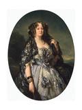 Portrait of Princess Sophia Radziwill  1864
