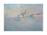 The Church of San Giorgio Maggiore  Venice  1908