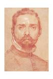 Portrait of the Lute Player Giulio Mascheroni  Ca 1594