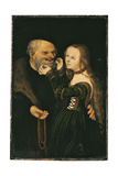 The Unequal Couple  Ca 1530