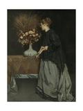 Autumn Flowers  1867