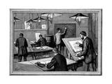 Ecole Des Ponts-Et-Chaussees  Paris  1894