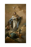 The Immaculate Conception of the Virgin  1767-1768