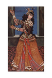 Dancing Girl with Castanets  Early 19th C