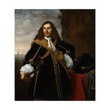 Portrait of Captain Gideon De Wildt  1657