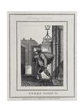 Sweep Soot O  Cries of London  1804